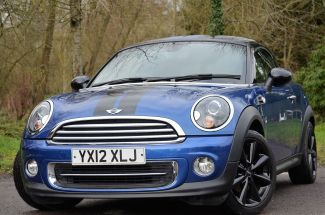 Used MINI COUPE in Wiltshire for sale