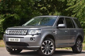 Used LAND ROVER FREELANDER in Wiltshire for sale