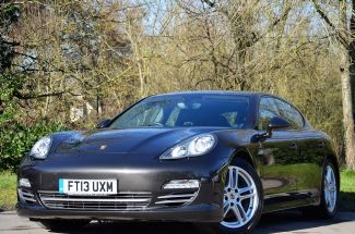 Used PORSCHE PANAMERA in Wiltshire for sale