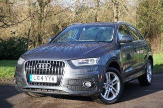 Used AUDI Q3 in Wiltshire for sale