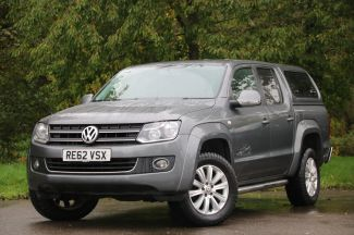 Used VOLKSWAGEN AMAROK in Wiltshire for sale