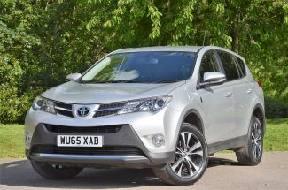 Used TOYOTA RAV-4 in Wiltshire for sale