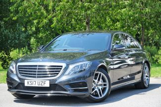 Used MERCEDES S-CLASS in Wiltshire for sale